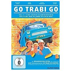 Go Trabi Go 1 & 2 - DVD  Filme
