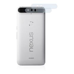 BROTECT Schutzfolie für Google Nexus 6P (nur Kamera), (2 Stück), Folie Schutzfolie klar