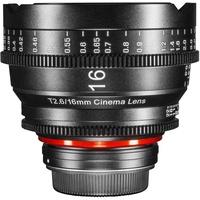 Xeen 16mm T2,6 Sony E