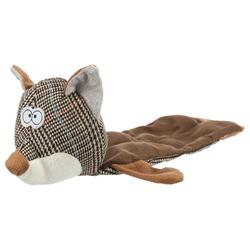 Trixie Hundespielzeug Flat Fuchs