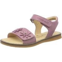 Däumling Sandalen WMS Weite S für schmale Füße für Mädchen Sandale pink, 27