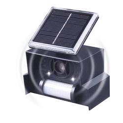 Solar Tiervertreiber - speziell zur Vogelabwehr