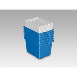 LEGO Große Aufbewahrungsboxen (6er Set) - 9840 -