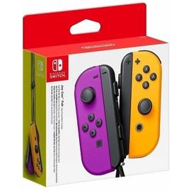 Nintendo Switch Joy-Con 2er-Set lila/orange