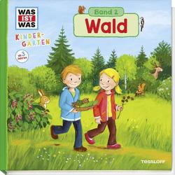 WAS IST WAS Kindergarten, Band 2. Wald 978-3-7886-1922-0