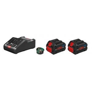 Bosch Starter-Set 2x ProCORE 18V 8Ah + GAL 18V-160C Professional + Bluetooth Low Energy Modul GCY 42 Professional