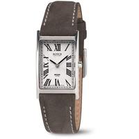 Boccia Titanium Boccia Damen Analog Quarz Uhr mit Leder Armband 3285-08
