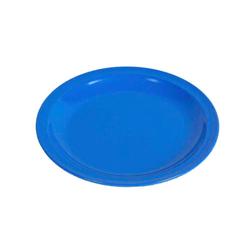 WACA Kuchenteller Waca Melamin Kuchenteller, Durchmesser 19,5cm blau