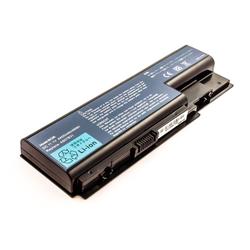 MobiloTec Akku kompatibel mit Acer eMachines E520 Laptop-Akku