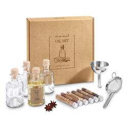Gewürzöl-Set zum Selbermachen