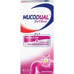 MUCODUAL 2in1 Sirup 100 ml