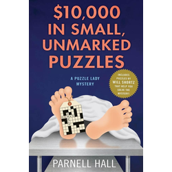 $10000 in Small Unmarked Puzzles: eBook von Parnell Hall