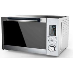 Gastroback Minibackofen Bistro-Ofen Design Advanced Pro 42813, Ober-/Unterhitze, Umluft, 28 l, 9 Programme