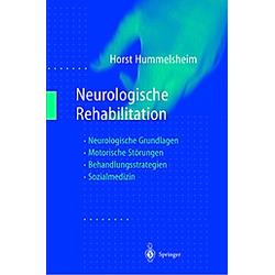 Neurologische Rehabilitation. Horst Hummelsheim  - Buch