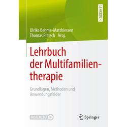 Lehrbuch der Multifamilientherapie: eBook von