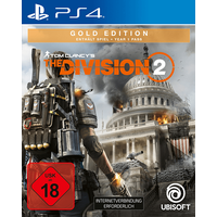 The Division 2 - Gold Edition (USK) (PS4)