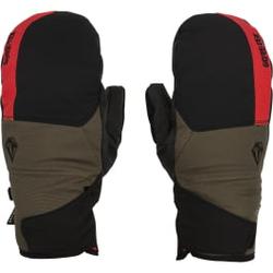 Volcom - Stay Dry Gore-Tex Mitt Red - Skihandschuhe - Größe: S
