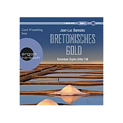 Bretonisches Gold  1 Audio-CD  MP3 - Hörbuch
