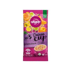 Davert Bio-Quinoa-Cup Orientalisch, 65 g