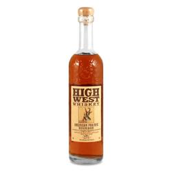 High West Whiskey American Prairie Bourbon 0,7L (46% Vol.)