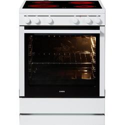 AEG Elektro-Standherd 30006VL-WN, mit Grillfunktion