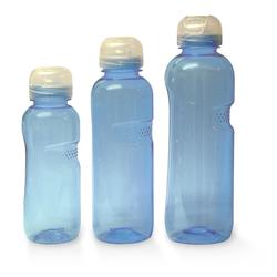 Trinkflasche mit Sportverschluss, weichmacherfrei, BPA frei