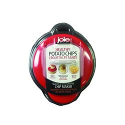 Joie Mikrowellenbehälter Mikrowellen Chipsmaker rot, Kunststoff