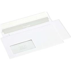 100 DL Briefumschläge Envirelope HK 80g mit Fenster
