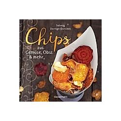 Chips aus Gemüse, Obst & mehr
