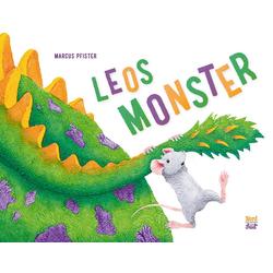 Leos Monster als Buch von Marcus Pfister