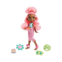 Mattel® Anziehpuppe Cave Club Pyjamapartyspaß Fernessa Puppe
