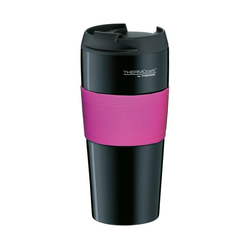 THERMOS Thermobecher ThermoCafé ThermoPro Schwarz Pink