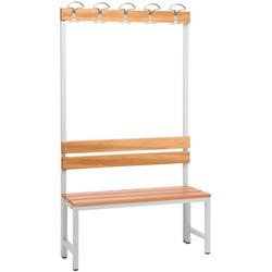 SZ METALL Sitzbank 100 cm x 170 cm x 30 cm