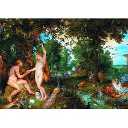Piatnik Puzzle Rubens & Bruegel d.Ä. - Der Garten Eden, 1000 Puzzleteile
