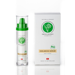 SWISS BIONIC Cosmetics Edelweiss Serum Bio