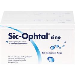 SIC OPHTAL sine Augentr. Augentropfen 72 ml