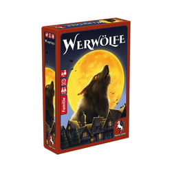 Pegasus Spiel, Werwölfe