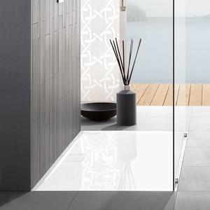 Villeroy & Boch Architectura Metalrim Acryl-Duschwanne 120 x 90 x 1,5 cm UDA1290ARA215V-01