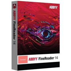 ABBYY FineReader 14 Standard, 1 Użytkownik, WIN, pełna wersja, Pobierz