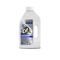 CIF Professional Küchen-Entkalker, Entkalkt alle Küchenmaschinen, 2 l - Flasche