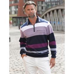 Sweatshirt BABISTA Marineblau/Beere