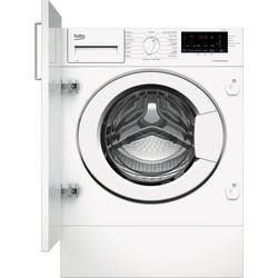 BEKO Einbauwaschmaschine WMI71433PTE1, 7 kg, 1400 U/min 60 cm x 82 cm x 56 cm