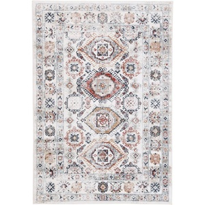 Teppich Vintage Liana_4, carpetfine, rechteckig, Höhe 6 mm, Orient Vintage Look 140 cm x 200 cm x 6 mm