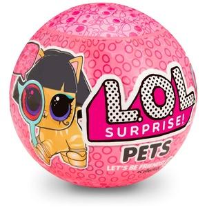 L.O.L. Surprise 552116E7C Pets Ball- Series 4-2 - mehrfarbig