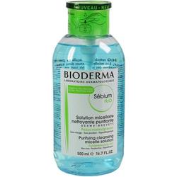 BIODERMA Sebium H2O Reinigungslösung Pump 500 ml