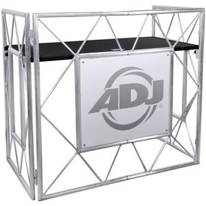American DJ Pro Event Table II mobiler DJ Tisch