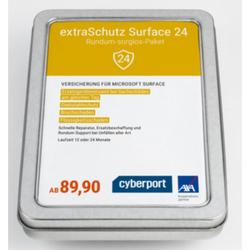 Cyberport extraSchutz Surface 24 (12 Monate, 2.500 - 3.000 Euro)