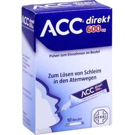 Hexal ACC direkt 600 mg Pulver zum Einnehmen im Beutel