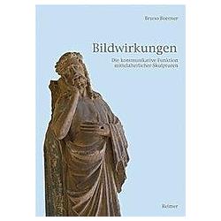 Bildwirkungen. Bruno Boerner  - Buch