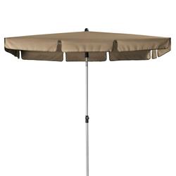 Doppler ACTIVE PARAGON Sonnenschirm Balkonschirm 180x120cm greige